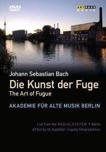 Die Kunst Der Fuge, Johann Sebastian Bach