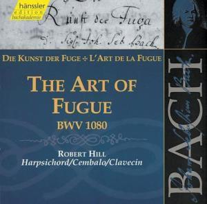 Die Kunst Der Fuge Bwv 1080, Johann Sebastian Bach