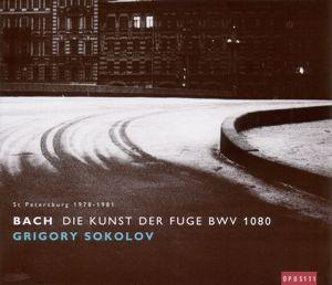 Die Kunst Der Fuge Bwv 1080, Grigory Sokolov