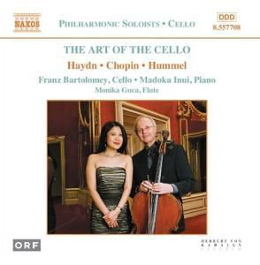 Die Kunst Des Cellos, Bartolomey, Inui, Guca