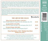 Die Kunst Des Cellos - Produktdetailbild 1