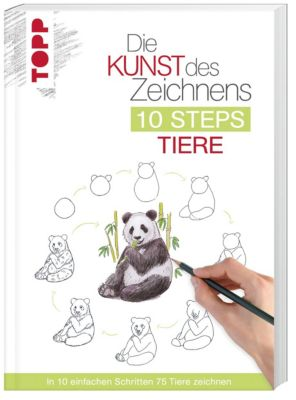 Die Kunst des Zeichnens 10 Steps - Tiere - Heather Kilgour pdf epub