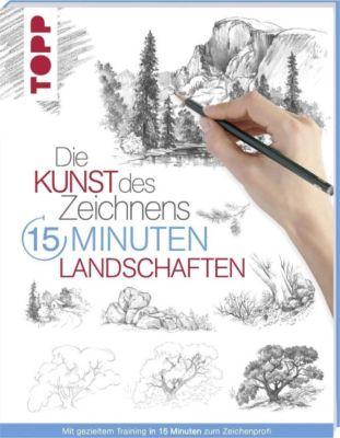 Die Kunst des Zeichnens 15 Minuten - Landschaften - frechverlag pdf epub