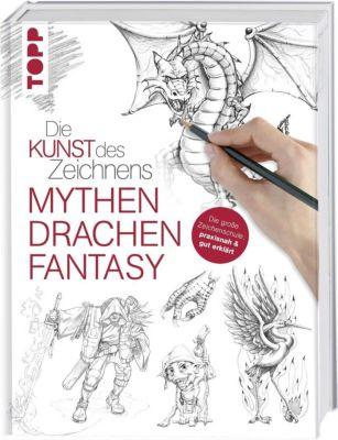 Die Kunst des Zeichnens - Mythen, Drachen, Fantasy - frechverlag |