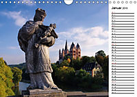 Die Lahn - Zauberhafte Orte rund um Limburg (Wandkalender 2019 DIN A4 quer) - Produktdetailbild 1
