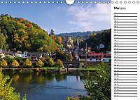 Die Lahn - Zauberhafte Orte rund um Limburg (Wandkalender 2019 DIN A4 quer) - Produktdetailbild 5