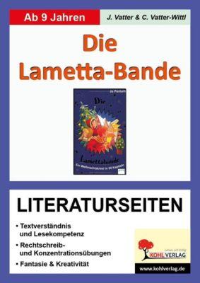 Die Lametta-Bande - Literaturseiten, Jochen Vatter, Christiane Vatter-Wittl