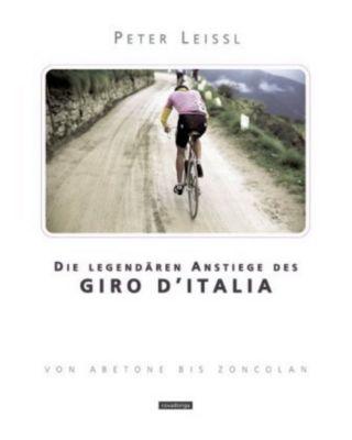 Die legendären Anstiege des Giro d'Italia, Peter Leissl