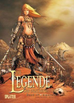 Die Legende der Drachenritter - Amarelle, Vax