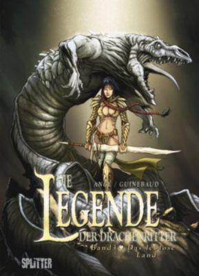 Die Legende der Drachenritter - Das leblose Land, Ange, Sylvain Guinebaud