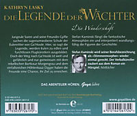 Die Legende der Wächter - Die Wanderschaft, 3 Audio-CDs - Produktdetailbild 1