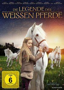 Die Legende der weißen Pferde, Lucy Morton, Miriam Margolyes