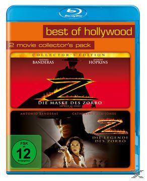 Die Legende des Zorro / Die Maske des Zorro
