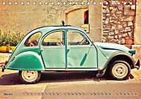 Die Legende - die Ente, Citroën 2CV (Tischkalender 2019 DIN A5 quer) - Produktdetailbild 5