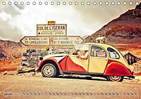 Die Legende - die Ente, Citroën 2CV (Tischkalender 2019 DIN A5 quer) - Produktdetailbild 7