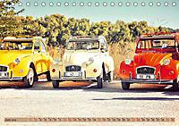 Die Legende - die Ente, Citroën 2CV (Tischkalender 2019 DIN A5 quer) - Produktdetailbild 6