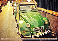 Die Legende - die Ente, Citroën 2CV (Wandkalender 2019 DIN A4 quer) - Produktdetailbild 8