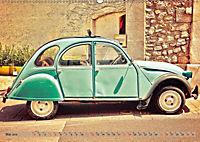 Die Legende - die Ente, Citroën 2CV (Wandkalender 2019 DIN A2 quer) - Produktdetailbild 5