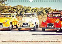 Die Legende - die Ente, Citroën 2CV (Wandkalender 2019 DIN A4 quer) - Produktdetailbild 6