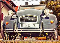 Die Legende - die Ente, Citroën 2CV (Wandkalender 2019 DIN A3 quer) - Produktdetailbild 10