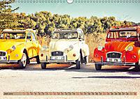 Die Legende - die Ente, Citroën 2CV (Wandkalender 2019 DIN A3 quer) - Produktdetailbild 6