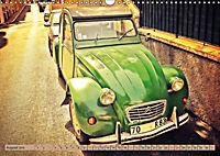 Die Legende - die Ente, Citroën 2CV (Wandkalender 2019 DIN A3 quer) - Produktdetailbild 8