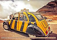 Die Legende - die Ente, Citroën 2CV (Wandkalender 2019 DIN A3 quer) - Produktdetailbild 12