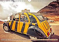 Die Legende - die Ente, Citroën 2CV (Wandkalender 2019 DIN A4 quer) - Produktdetailbild 12