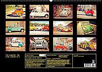 Die Legende - die Ente, Citroën 2CV (Wandkalender 2019 DIN A2 quer) - Produktdetailbild 13