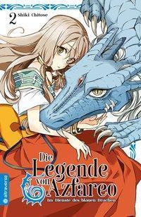 Die Legende von Azfareo - Shiki Chitose |