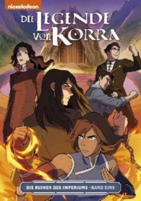 Die Legende von Korra - Die Ruinen des Imperiums - Michael Dante DiMartino pdf epub