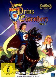 Die Legende von Prinz Eisenherz - Volume 1, Folge 01-25, N, A