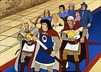 Die Legende von Prinz Eisenherz - Volume 1, Folge 01-25 - Produktdetailbild 2