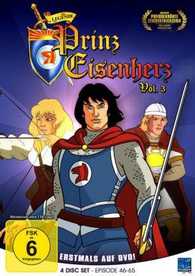 Die Legende von Prinz Eisenherz – Volume 3, N, A