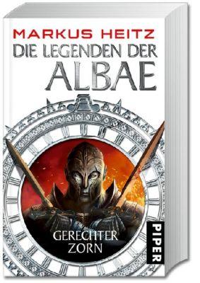 Die Legenden der Albae Band 1: Gerechter Zorn - Markus Heitz pdf epub