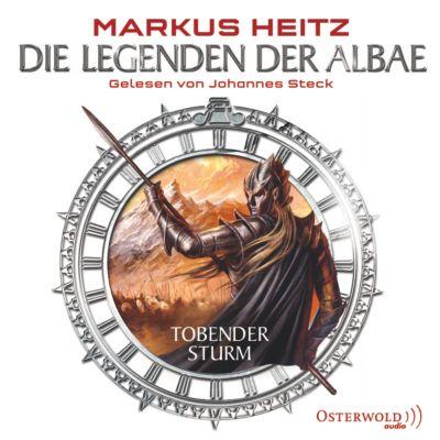 Die Legenden der Albae Band 4: Tobender Sturm (8 Audio-CDs) - Markus Heitz |