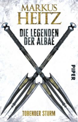 Die Legenden der Albae - Tobender Sturm, Markus Heitz