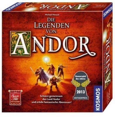 Die Legenden von Andor (Spiel), Michael Menzel