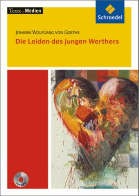 Die Leiden des jungen Werthers, Textausgabe mit Materialien u. DVD-ROM, Johann Wolfgang von Goethe