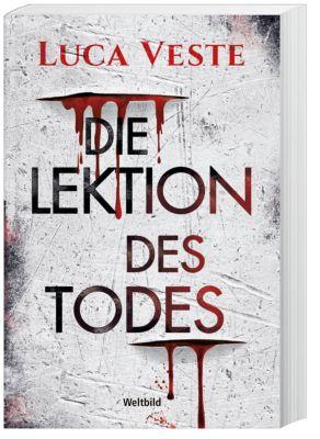 Die Lektion des Todes, Luca Veste