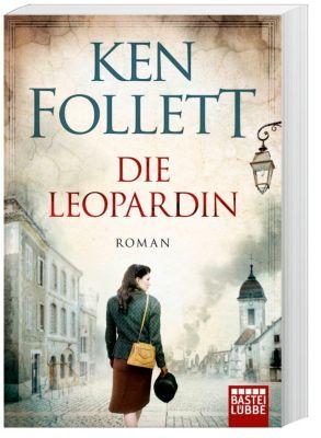 Die Leopardin, Ken Follett