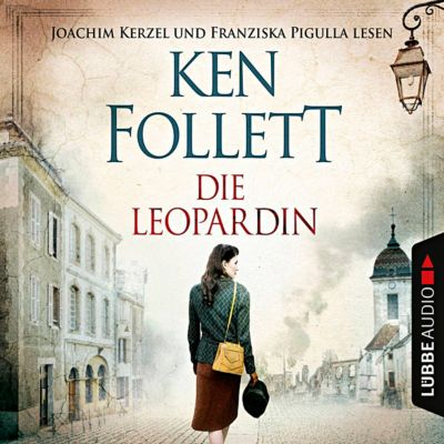 Die Leopardin, 6 Audio-CDs - Ken Follett |