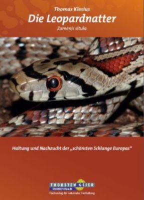 Die Leopardnatter Zamenis situla - Thomas Klesius |