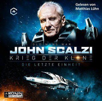 Die letzte Einheit, 2 MP3-CDs, John Scalzi