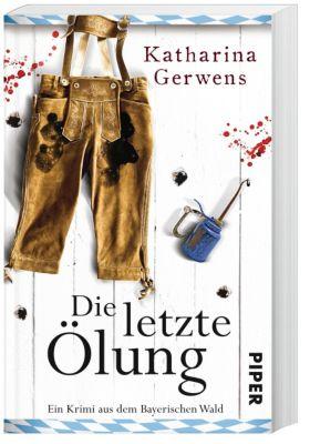 Die letzte Ölung, Katharina Gerwens