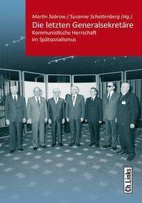 Die letzten Generalsekretäre -  pdf epub