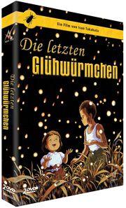 Die letzten Glühwürmchen - Deluxe Edition, Dvd-anime