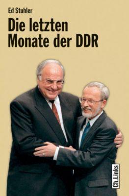 Die letzten Monate der DDR, Ed Stuhler