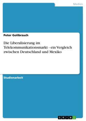 Die Liberalisierung im Telekommunikationsmarkt - ein Vergleich zwischen Deutschland und Mexiko, Peter Golibrzuch