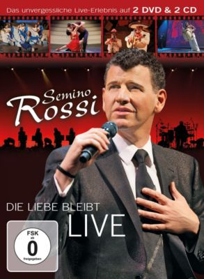 Die Liebe bleibt (Live), Semino Rossi
